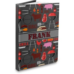 Barbeque Hardbound Journal (Personalized)