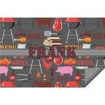 Barbeque Indoor / Outdoor Rug (Personalized)