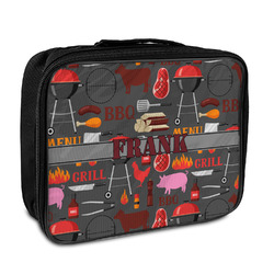 Barbeque Insulated Lunch Bag (Personalized)