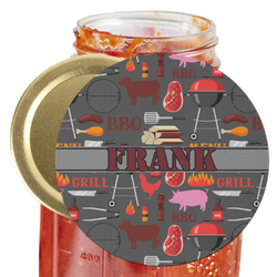Barbeque Jar Opener (Personalized)