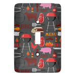 Barbeque Light Switch Covers (Personalized)