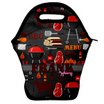 Barbeque Lunch Bag w/ Name or Text