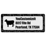 Barbeque Return Address Labels (Personalized)