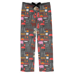 Barbeque Mens Pajama Pants (Personalized)