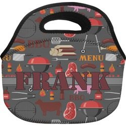 Barbeque Lunch Bag (Personalized)
