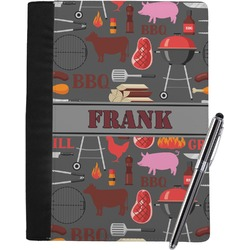 Barbeque Notebook Padfolio (Personalized)