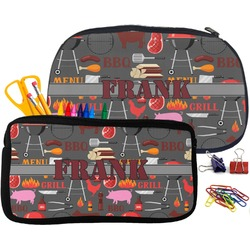 Barbeque Pencil / School Supplies Bag (Personalized)