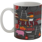 Barbeque Coffee Mug (Personalized)