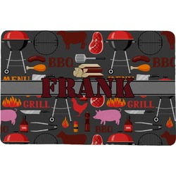 Barbeque Comfort Mat (Personalized)