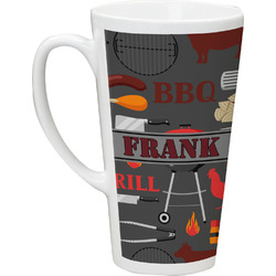 Barbeque Latte Mug (Personalized)