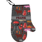 Barbeque Right Oven Mitt (Personalized)