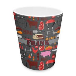 Barbeque Plastic Tumbler 6oz (Personalized)