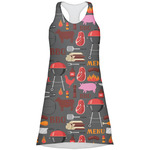 Barbeque Racerback Dress (Personalized)