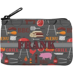Barbeque Rectangular Coin Purse (Personalized)