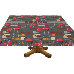 Barbeque Tablecloth (Personalized)