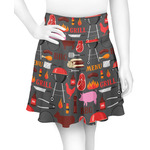 Barbeque Skater Skirt (Personalized)