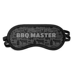 Barbeque Sleeping Eye Mask (Personalized)
