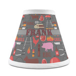 Barbeque Chandelier Lamp Shade (Personalized)