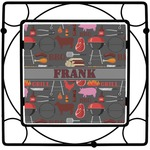 Barbeque Trivet (Personalized)