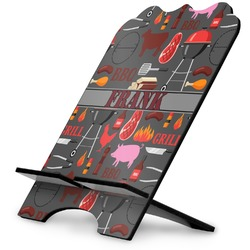 Barbeque Stylized Tablet Stand (Personalized)