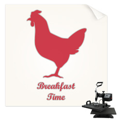 Barbeque Sublimation Transfer (Personalized)