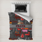 Barbeque Toddler Bedding w/ Name or Text