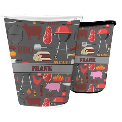 Barbeque Waste Basket (Personalized)