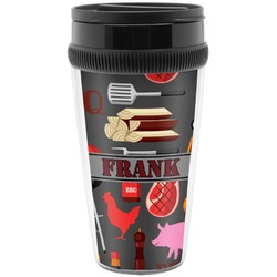 Barbeque Travel Mugs (Personalized)