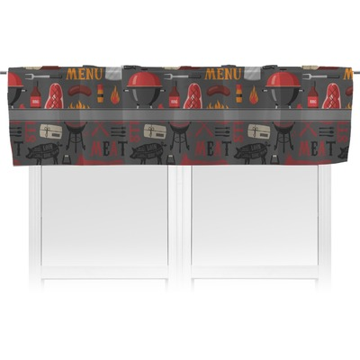 Barbeque Valance (Personalized)