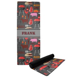 Barbeque Yoga Mat (Personalized)