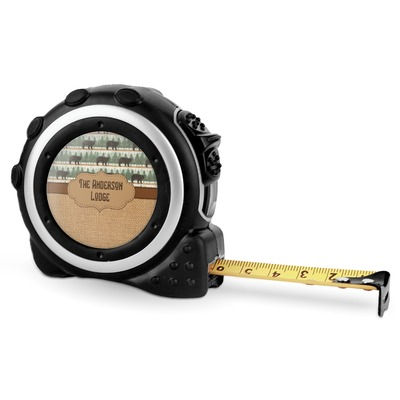 Cabin Tape Measure - 16 Ft (Personalized)