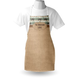 Cabin Apron (Personalized)