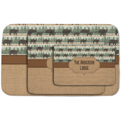Cabin Area Rug (Personalized)