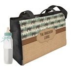 Cabin Diaper Bag w/ Name or Text