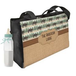 Cabin Diaper Bag (Personalized)