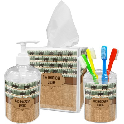 Design Your Own Personalized Bathroom Accessories Set