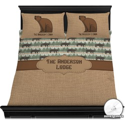 Cabin Duvet Covers (Personalized)