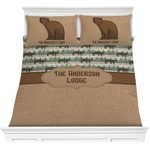 Cabin Comforters (Personalized)