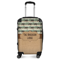 Cabin Suitcase (Personalized)