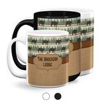Cabin Coffee Mugs (Personalized)