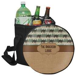 Cabin Collapsible Cooler & Seat (Personalized)