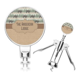 Cabin Corkscrew (Personalized)