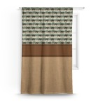 Cabin Curtain (Personalized)
