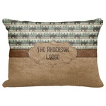 "Cabin Decorative Baby Pillowcase - 16""x12"" (Personalized)"