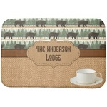 Cabin Dish Drying Mat (Personalized)