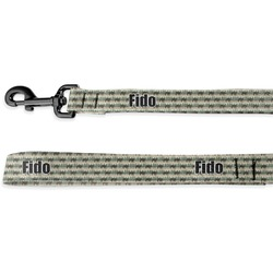 Cabin Deluxe Dog Leash - 4 ft (Personalized)