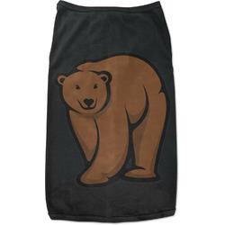 Cabin Black Pet Shirt (Personalized)
