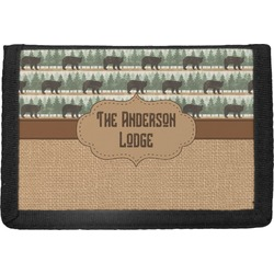 Cabin Trifold Wallet (Personalized)