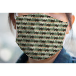 Cabin Face Mask Cover (Personalized)