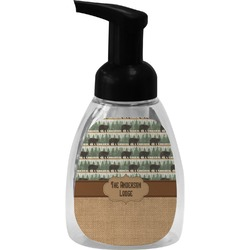 Cabin Foam Soap Dispenser (Personalized)